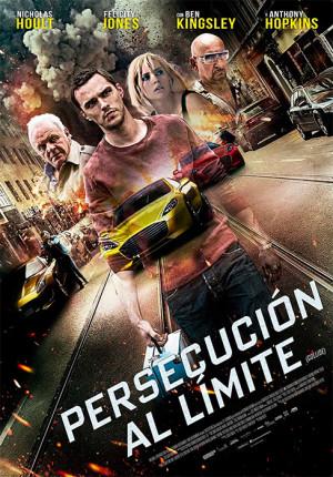 Persecución al límite (2016)