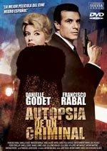 Autopsia de un criminal (1963)