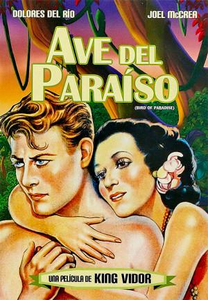 Ave del paraíso (1932)