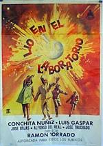 Lío en el laboratorio (1967)