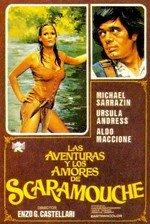 Aventuras y amores de Scaramouche (1976)
