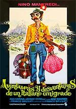 Aventuras y desventuras de un italiano emigrado (1974)