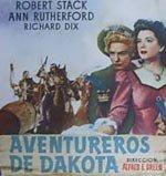 Aventureros de Dakota (1941)