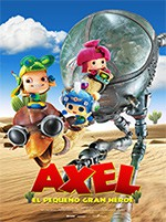 Axel, el pequeño gran héroe