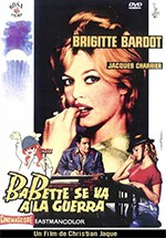 Babette se va a la guerra (1959)