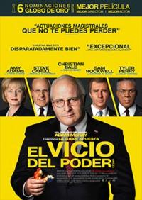 El vicio del poder (2018)