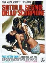Bajo el signo del escorpión (1969)
