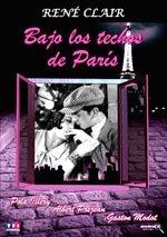 Bajo los techos de París (1930)