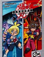 Bakugan (2ª temporada) (2009)