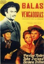Balas vengadoras (1949)