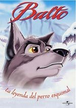 Balto, la leyenda del perro esquimal
