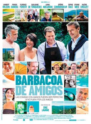 Barbacoa de amigos (2014)