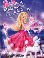 Barbie: Moda mágica en París (2010)