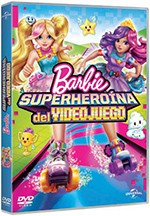 Barbie, superheroína del videjuego