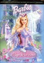 Barbie y el lago de los cisnes