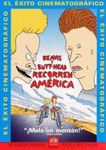 Beavis y Butt-Head recorren América (1996)