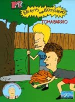 Beavis y Butt-Head. Toma barrio