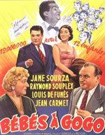 Bébés à gogo (1956)