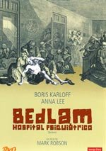 Bedlam, hospital psiquiátrico (1946)
