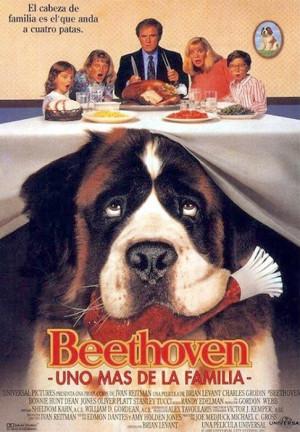 Beethoven. Uno más de la familia (1992)