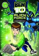 Ben 10 Alien Force (2ª temporada) (2008)