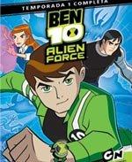 Ben 10 Alien Force (2010)