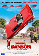Benito Sansón y los taxis rojos (2014)
