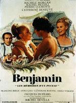 Benjamín, diario de un joven inocente