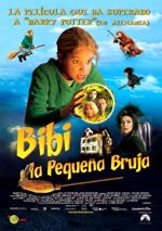 Bibi, la pequeña bruja