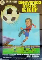 Bienvenido, Mister Krif (1974)
