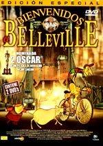 Bienvenidos a Belleville (2003)