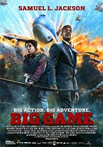 Big Game (Caza mayor) (2014)