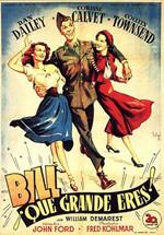 Bill, qué grande eres (1950)