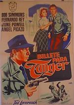 Billete para Tánger (1954)