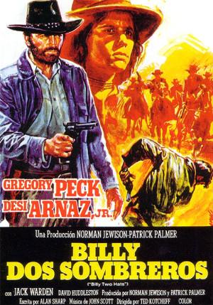 Billy dos sombreros (1974)