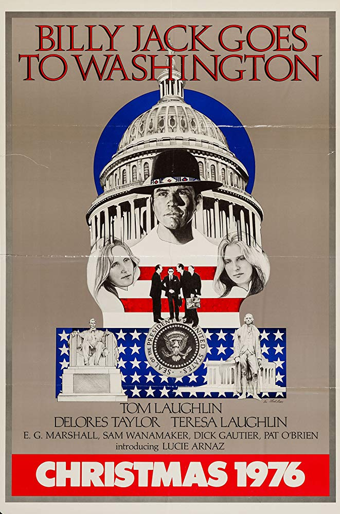 Billy Jack Goes to Washington (1977)