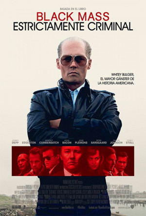 Black Mass. Estrictamente criminal (2015)