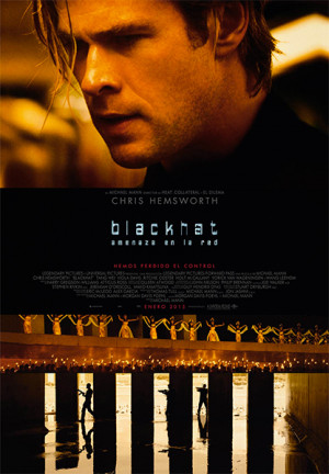 Blackhat. Amenaza en la red (2015)