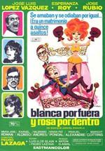 Blanca por fuera y rosa por dentro (1971)