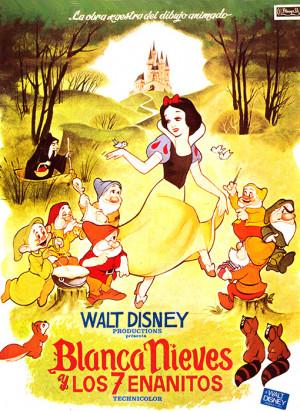 Blancanieves y los siete enanitos (1937)