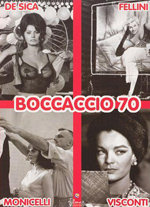 Boccaccio 70 (1962)