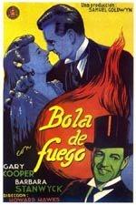 Bola de fuego (1941)