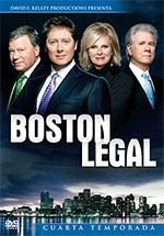 Boston Legal (4ª temporada)