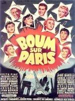 Boum sur Paris (1954)