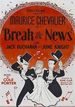 Break the News (1938)