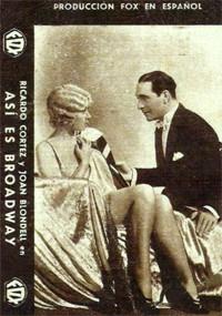 Así es Broadway (1933)