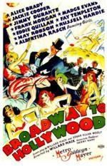 Broadway y Hollywood (1933)