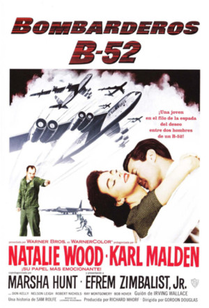 Bombarderos B-52 (1957)