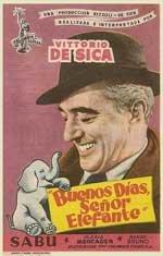 Buenos días, señor elefante (1952)