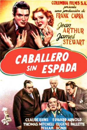 Caballero sin espada (1939)